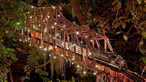 New York Botanical Garden Holiday Train Show Nyc Arts Botanical Gardens Show Tickets