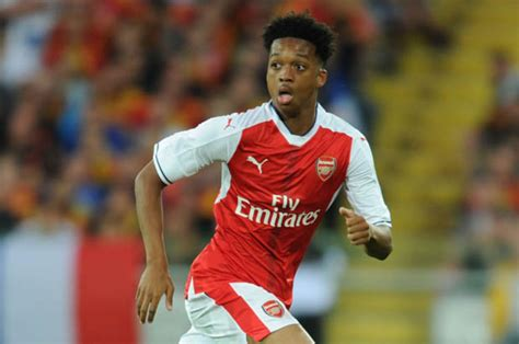 arsenal young players arsenal v reading seven young gunners players who could