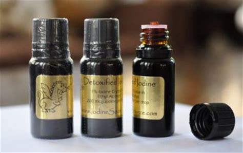 Iodine Detox Protocol by Mmsaustralia Detoxified Iodine
