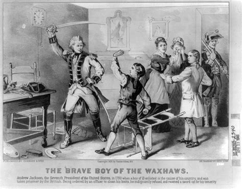 andrew jacksons kitchen cabinet file andrew jackson disobeys british officer 1780 png