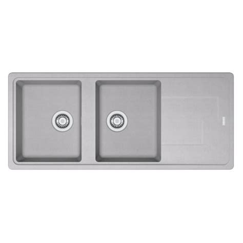 Evier Ciment by Evier R 233 Versible 2 Cuves Gemini Gmd621 1160x500mm Avec