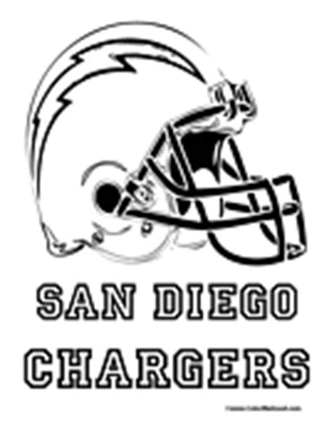 nfl chargers coloring pages nfl chargers coloring pages coloring pages
