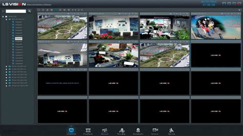 ip software for linux ls vision 8ch 1080p nvr linux embedded h 264 digital nvr