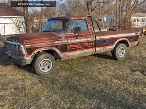 1979 ford f 150 indy pace truck