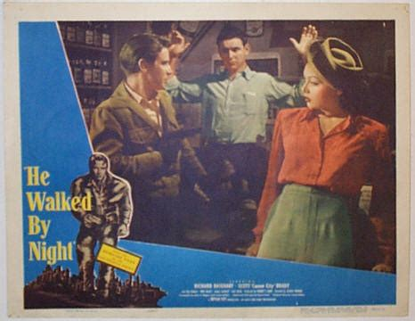 he walked by night 1948 film noir thriller youtube he walked by night 1948 dvd richard basehart