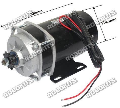 E Bike 650 Watt by E Bike Dc Geared Motor 24v 530rpm 650w