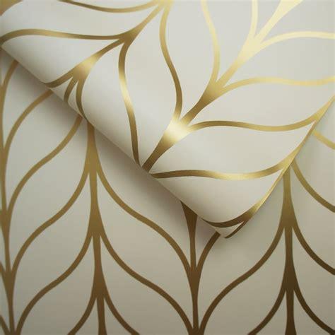 gold and wallpaper uk holden shimmering geo striped wallpaper deco trellis