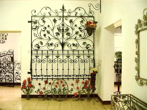 wrought iron wall decor robinson house