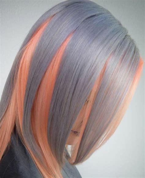 ideen fuer bunte haare bunte haarfarben sind immer