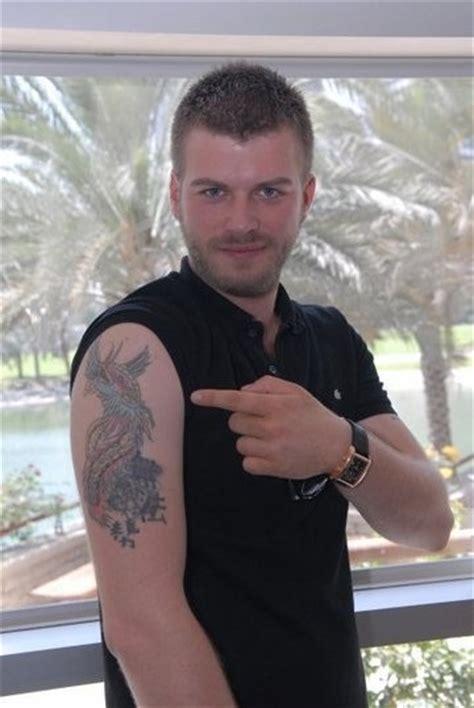 tattoo ali esmer kivanc tatlitug photo