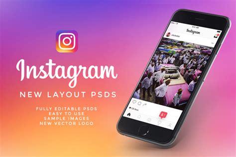layout instagram mac creative idea instagram layouts beautiful templates to