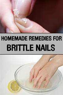 homemade remedies for brittle nails iwomenhacks