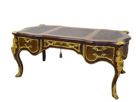 Schreibtisch Barock barock schreibtisch antik stil bureau plat moal0360