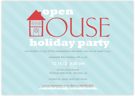 Mba Open House Tips by Open House Invitation Wording Ideas Cogimbo Us