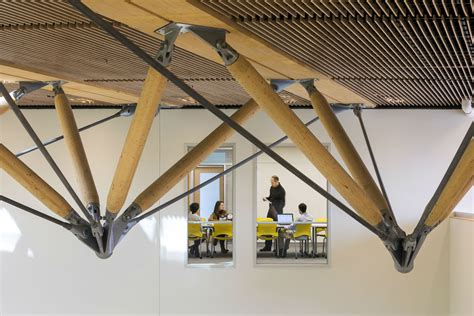 timber architecture cross laminated timber design building opens at umass