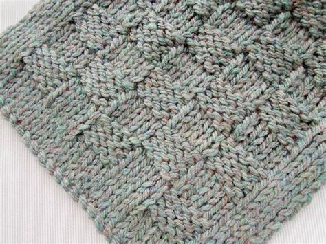 basketweave scarf pattern knitting basketweave scarf knitting patterns