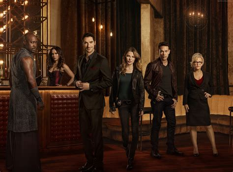 What Is Your Favorite Fashion Centric Tv Show by Wallpaper Lucifer Tom Ellis German Kevin