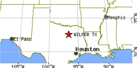 wilmer texas map wilmer texas tx population data races housing economy