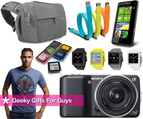 christmas gift ideas for geeky guys popsugar tech