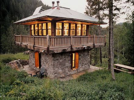 fire lookout tower plans fire tower cabin plans house plans with lookout towers