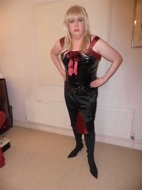 fat crossdresser flickr in boots the world s best photos of pvcjenni flickr hive mind