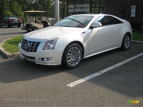 Cadillac Cts Awd For Sale by 2012 Cadillac Cts 4 Awd Coupe In White Tricoat