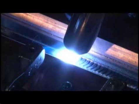 pattern welding aluminum panasonic tawers aluminium welding close up with spiral