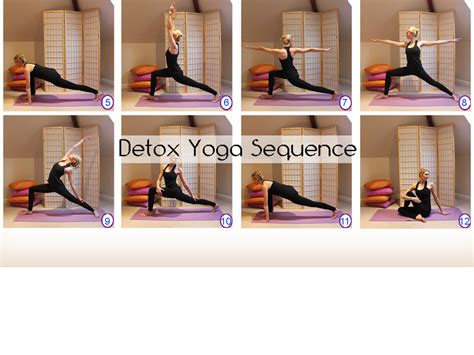 Detox Flow Sequence by Detox Sequence Energy With Danielle