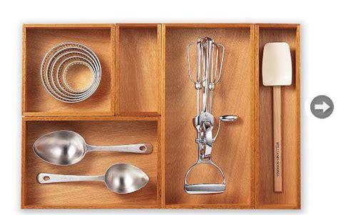 Modular Kitchen Drawer Organizers by Modular Drawer Storage Org Kitchen