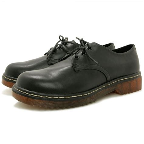 black leather style ankle boot shoes buy black leather