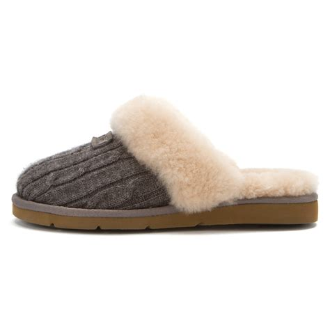 uggs slippers for ugg australia s cozy knit slippers ug 9423229