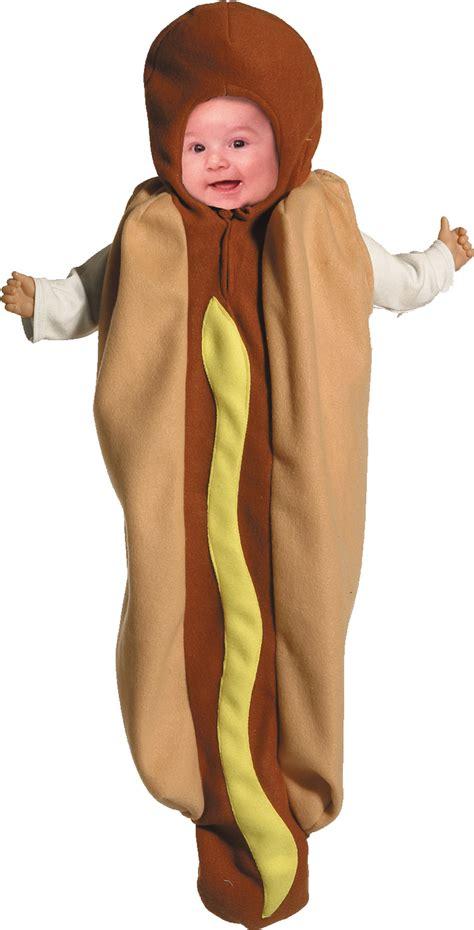 wiener costume bunting baby costume