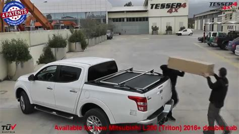 triton mitsubishi accessories at www accessories 4x4 com mitsubishi l200 triton 2016