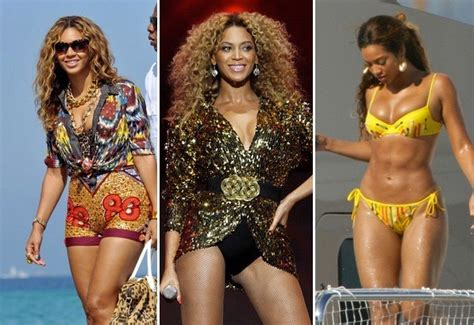 Lemon Detox Diet Beyonce Before And After by Beyonce S Devoted To Cardio Doesn T Recommend