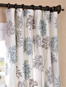 Blue And Grey Shower Curtains Blue Gray Curtains Townhome