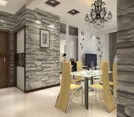 wallpaper design for kitchen online kaufen gro 223 handel stein wandgestaltungen aus china