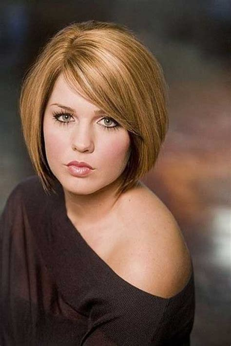 bobs that compliment round face 25 short bobs for round faces bob hairstyles 2017