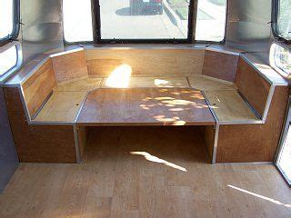 Rv Dining Table Bed 17 Best Images About Cer Trailer On Portal