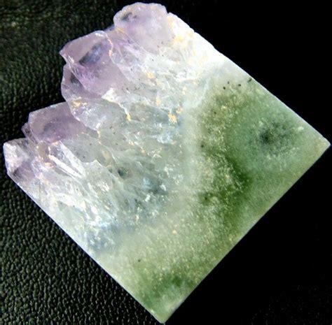 Amethyst Quartz 8 31 Cts amethyst geode slice polished 31 95 cts mx 6410