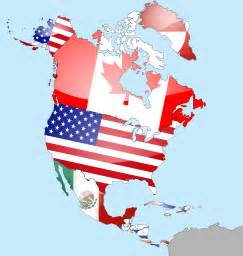 us canada flag map america flag map by lg studio on deviantart
