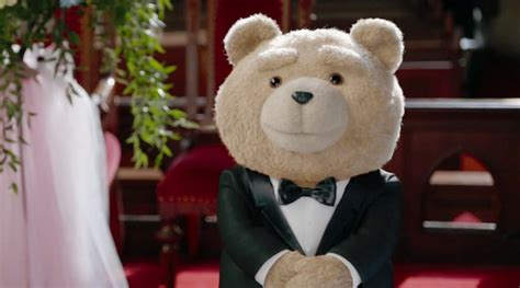 film ted adalah si boneka beruang menikah di teaser ted 2 kabar