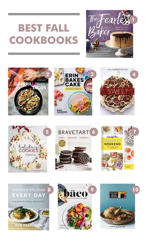Best Cookbooks 2017   best fall cookbooks 2017 a cozy kitchen