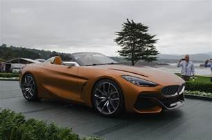Z4 Bmw What Bmw Concept Z4 Styling Cues Will Make It To Production