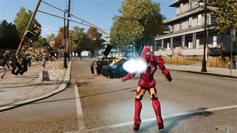 gta 5 ironman mod game free download iron man iv v 2 0 for gta 4