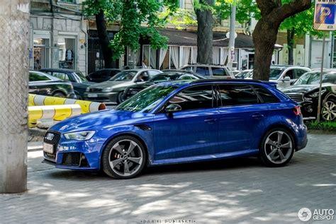 Audi Rs3 Abt by Audi Abt Rs3 Sportback 8v 5 Juni 2016 Autogespot