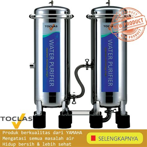 Penjernih Air Water Filter Garnsi Hasil Air 1 Th Jernih Terbaik distributor perlengkapan kamar mandi dapur