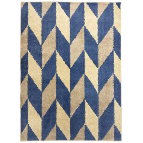 teppiche 2 00 x 2 50 tapete gogh mosaico azul 2 00x2 50m leroy merlin