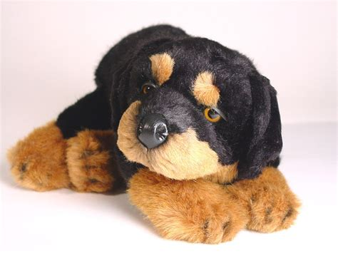 rottweiler stuffed animals rottweiler puppy 3310 rottweilers dogs