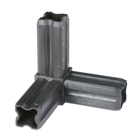 etagere 80x40 connecteur pvc mat l 23 5 mm diam 20 5 mm leroy merlin