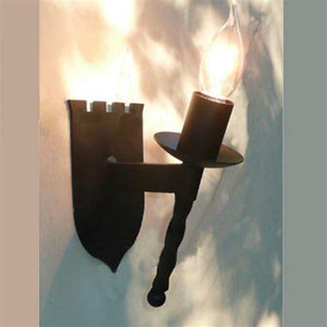 candelabros medievales diy medieval torch sconce google search lighting
